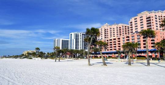 What to Do at Clearwater Beach Florida